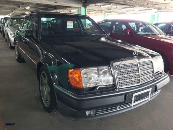 Mercedes-Benz W124 500E 1992