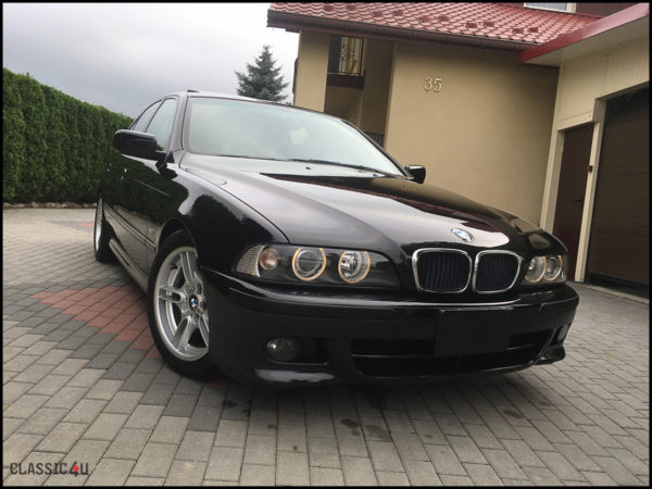 BMW 525iA M-Sport 2001
