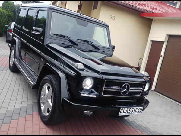 Mercedes-Benz G 500 L