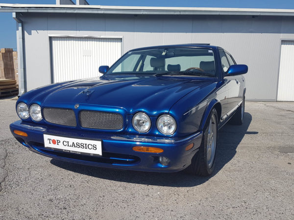 Jaguar XJR X308 – New engine at 88,000 km – Full service history