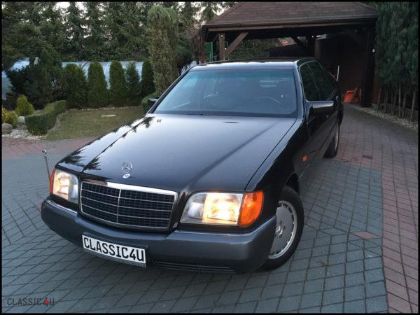 Mercedes-Benz 300SE 1992