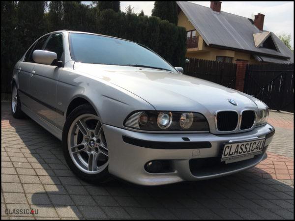 BMW E39 530i M-Sport 2001