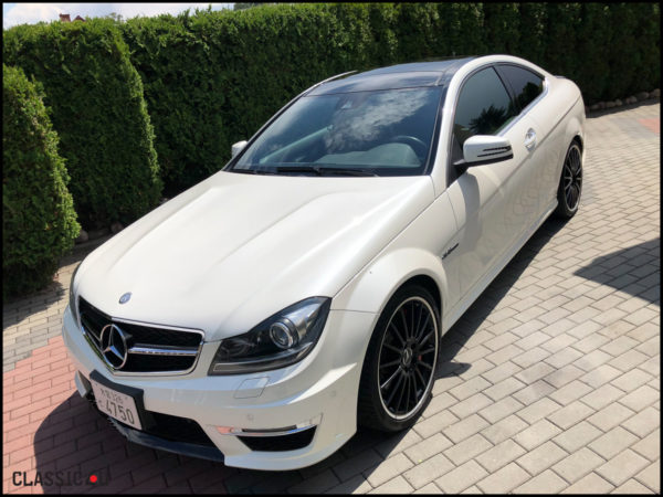 Mercedes-Benz C 63 AMG Performance – Drivers Package – Designio