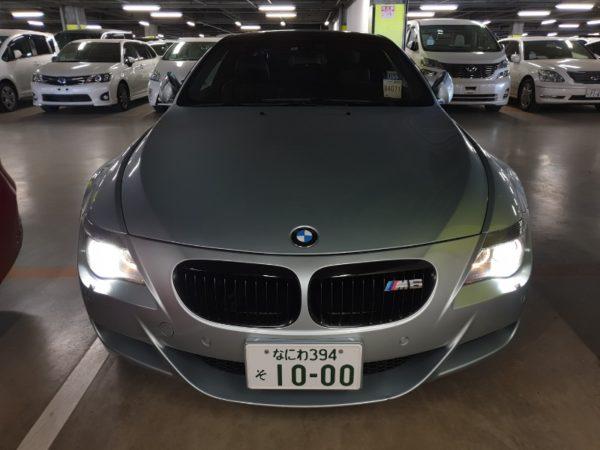 BMW M6 2007 – Silverstone