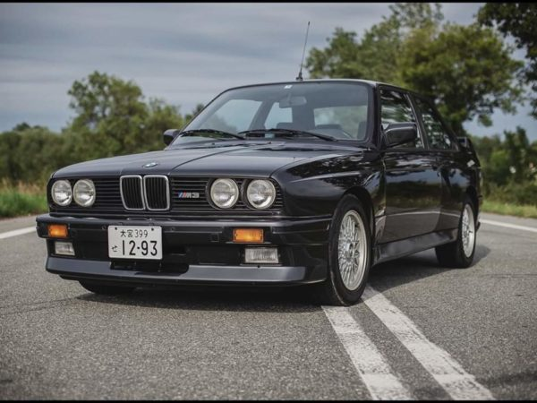 BMW E 30 M3 – First paint – Full service history