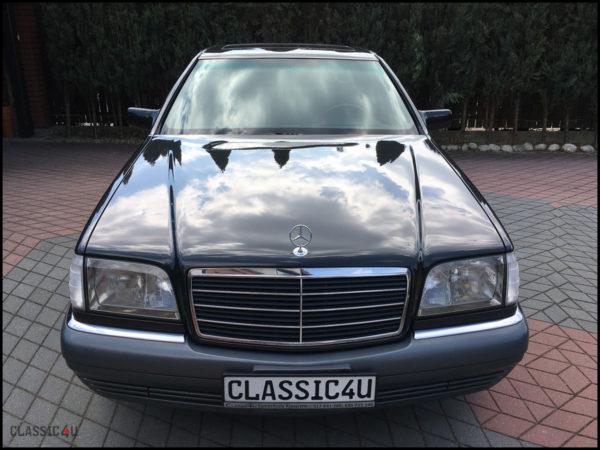 Mercedes-Benz W140 S320
