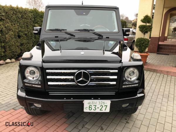 Mercedes-Benz G 500 – 91,000 km – 2003