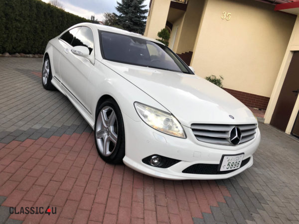 Mercedes-Benz CL 550 – AMG Package