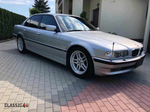 BMW E38 735 iA – M Sport – Full service history