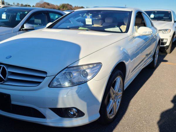Mercedes-Benz CL 550 – AMG – Designio