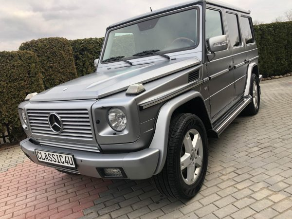 Mercedes-Benz G 500 Grand Edition
